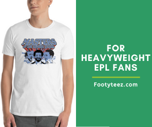 FootyTeez.com - tshirts for heavyweight footy fans