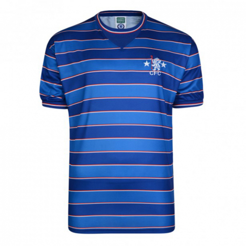 Chelsea 1984 Retro Football Shirt