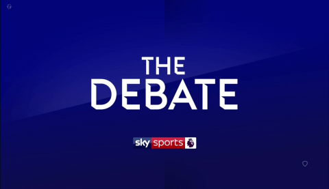 The Debate: Wed 18th Oct 2017