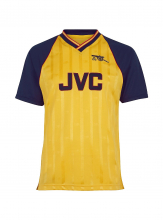 Arsenal gear - 88-89 Away Shirt